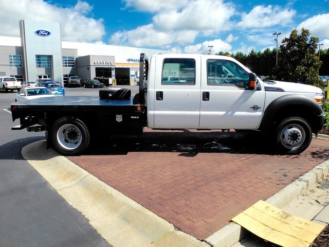 2016 F-550 Crew Cab DRW 4x4, Platform Body #ED47925 - photo 10