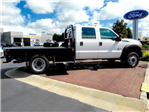 2016 F-550 Crew Cab DRW 4x4, Platform Body #ED47925 - photo 1