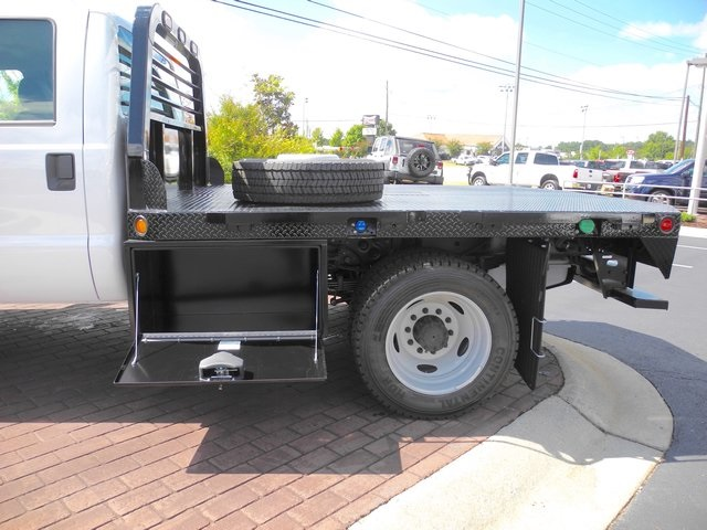 2016 F-550 Crew Cab DRW 4x4, Freedom Platform Body #ED47926 - photo 8