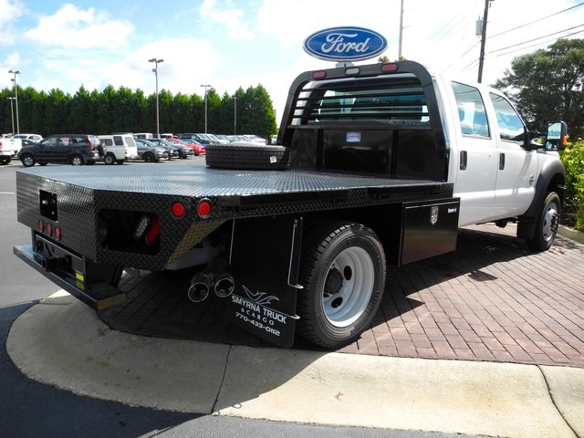 2016 F-550 Crew Cab DRW 4x4, Freedom Platform Body #ED47926 - photo 2