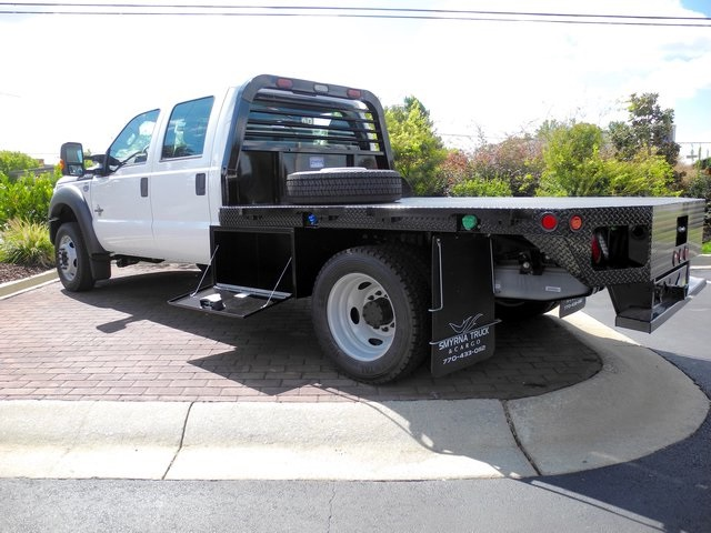 2016 F-550 Crew Cab DRW 4x4, Freedom Platform Body #ED47926 - photo 23