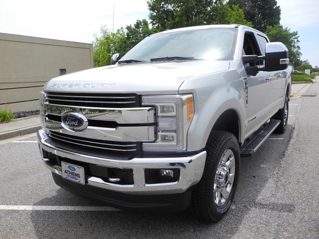 2017 F-350 Crew Cab 4x4, Pickup #ED48425 - photo 19