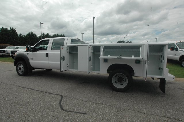 2016 F-450 Crew Cab DRW, Reading Service Body #ED49152 - photo 15