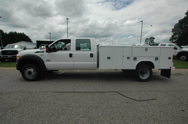 2016 F-450 Crew Cab DRW, Reading Service Body #ED49152 - photo 24