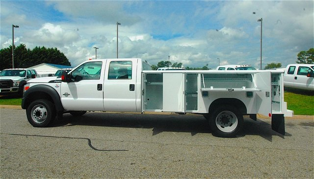 2016 F-450 Crew Cab DRW, Reading Service Body #ED49153 - photo 4