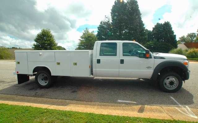 2016 F-450 Crew Cab DRW, Reading Service Body #ED49153 - photo 11