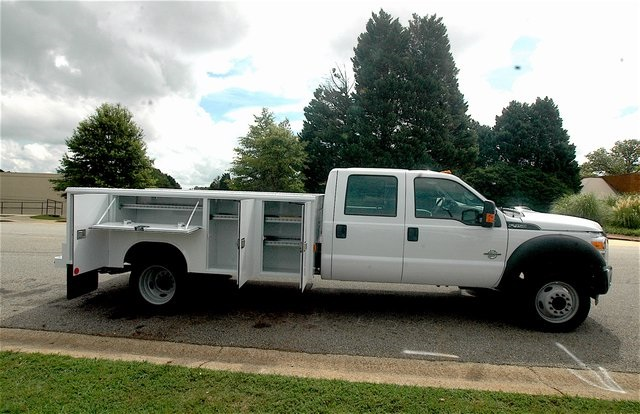 2016 F-450 Crew Cab DRW, Reading Service Body #ED49153 - photo 14