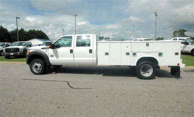 2016 F-450 Crew Cab DRW, Reading Service Body #ED49153 - photo 15