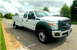 2016 F-450 Crew Cab DRW, Reading Service Body #ED49153 - photo 1