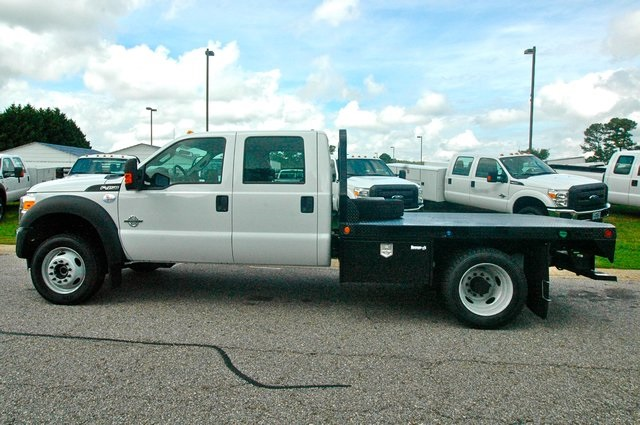 2016 F-450 Crew Cab DRW 4x4, Platform Body #ED49157 - photo 19