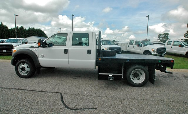 2016 F-450 Crew Cab DRW 4x4, Platform Body #ED49157 - photo 20