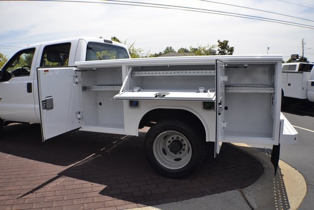 2016 F-550 Crew Cab DRW 4x4, Service Body #ED49161 - photo 14