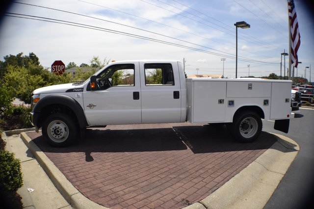 2016 F-550 Crew Cab DRW 4x4, Service Body #ED49161 - photo 16