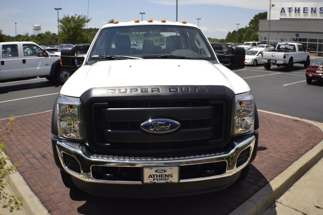 2016 F-550 Crew Cab DRW 4x4, Service Body #ED49161 - photo 19