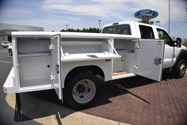 2016 F-550 Crew Cab DRW 4x4, Service Body #ED49161 - photo 5