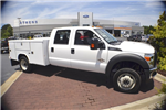 2016 F-550 Crew Cab DRW 4x4, Service Body #ED49161 - photo 1