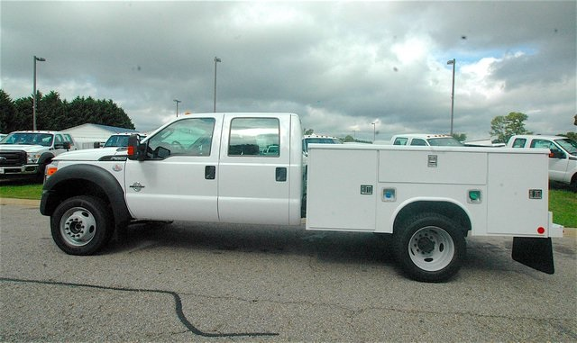 2016 F-550 Crew Cab DRW 4x4, Service Body #ED49162 - photo 14