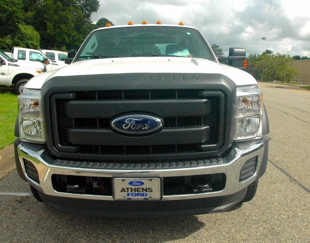 2016 F-550 Crew Cab DRW 4x4, Service Body #ED49162 - photo 18