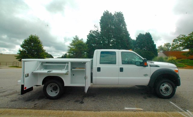 2016 F-550 Crew Cab DRW 4x4, Service Body #ED49162 - photo 5