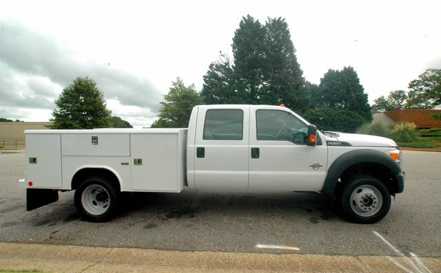 2016 F-550 Crew Cab DRW 4x4, Service Body #ED49162 - photo 6