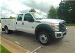 2016 F-550 Crew Cab DRW 4x4, Service Body #ED49162 - photo 1