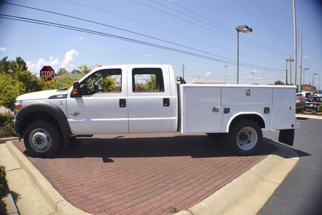 2016 F-550 Crew Cab DRW 4x4, Reading Service Body #ED49164 - photo 15