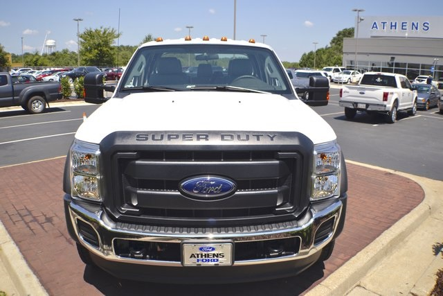 2016 F-550 Crew Cab DRW 4x4, Service Body #ED49164 - photo 18