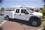 2016 F-550 Crew Cab DRW 4x4, Reading Service Body #ED49164 - photo 1