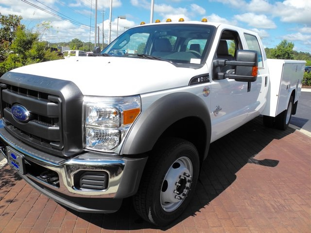 2016 F-550 Crew Cab DRW 4x4, Reading Service Body #ED49165X - photo 19