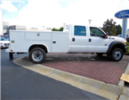 2016 F-550 Crew Cab DRW 4x4, Reading Service Body #ED49165X - photo 1