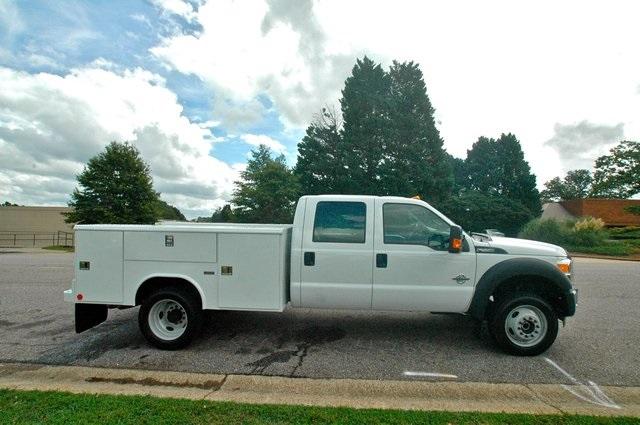 2016 F-550 Crew Cab DRW 4x4, Service Body #ED49166X - photo 13