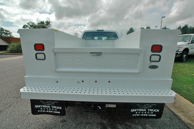 2016 F-550 Crew Cab DRW 4x4, Service Body #ED49166X - photo 16