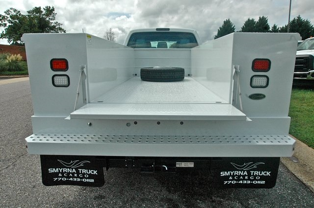 2016 F-550 Crew Cab DRW 4x4, Service Body #ED49166X - photo 5