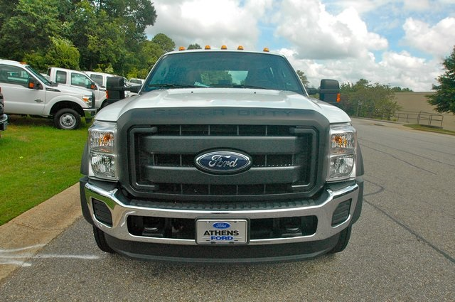 2016 F-550 Crew Cab DRW 4x4, Service Body #ED49166X - photo 8