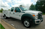 2016 F-550 Crew Cab DRW 4x4, Service Body #ED49166X - photo 1