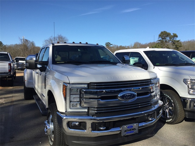 2017 F-350 Crew Cab DRW 4x4, Pickup #ED64014 - photo 5