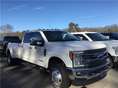2017 F-350 Crew Cab DRW 4x4, Pickup #ED64014 - photo 4