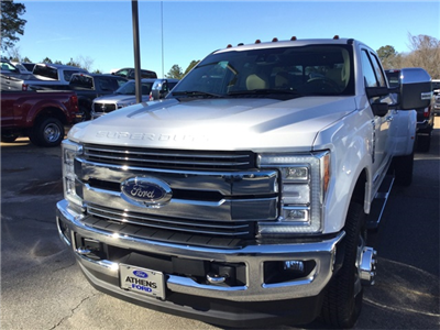 2017 F-350 Crew Cab DRW 4x4, Pickup #ED64014 - photo 1