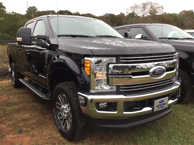2017 F-250 Crew Cab 4x4 Pickup #EE53461 - photo 4