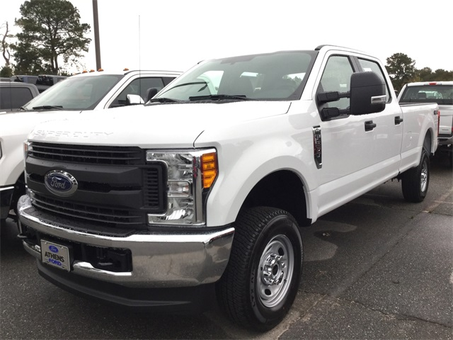 2017 F-250 Crew Cab 4x4 Pickup #EF05664 - photo 1