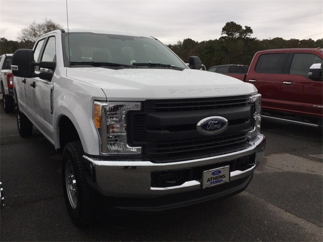 2017 F-250 Crew Cab 4x4 Pickup #EF05664 - photo 9