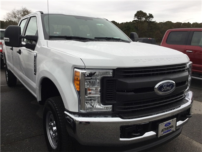 2017 F-250 Crew Cab 4x4 Pickup #EF05664 - photo 4