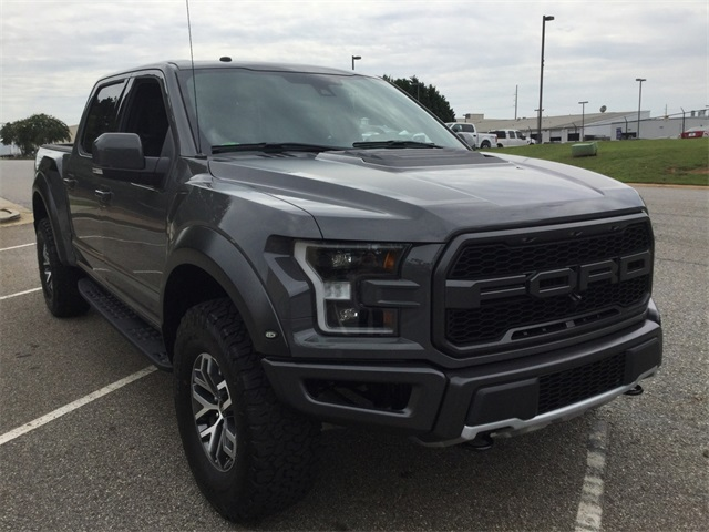2018 F-150 Crew Cab 4x4 Pickup #FA03866 - photo 3