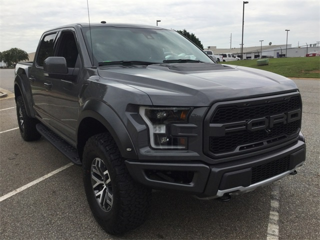 2018 F-150 Crew Cab 4x4 Pickup #FA03866 - photo 4