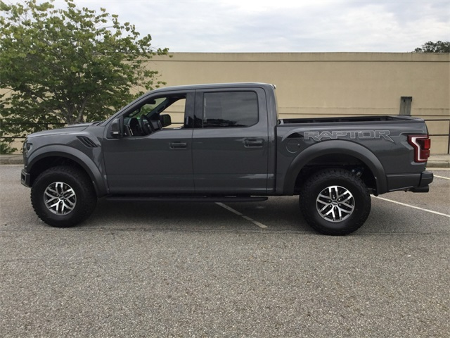 2018 F-150 Crew Cab 4x4 Pickup #FA03866 - photo 6