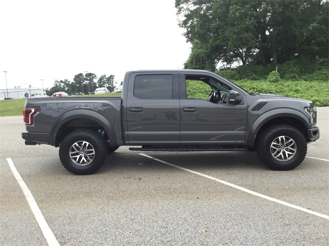 2018 F-150 Crew Cab 4x4, Pickup #FA03866 - photo 9