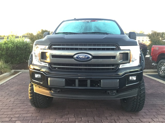 2018 F-150 Crew Cab 4x4 Pickup #FA33258 - photo 5