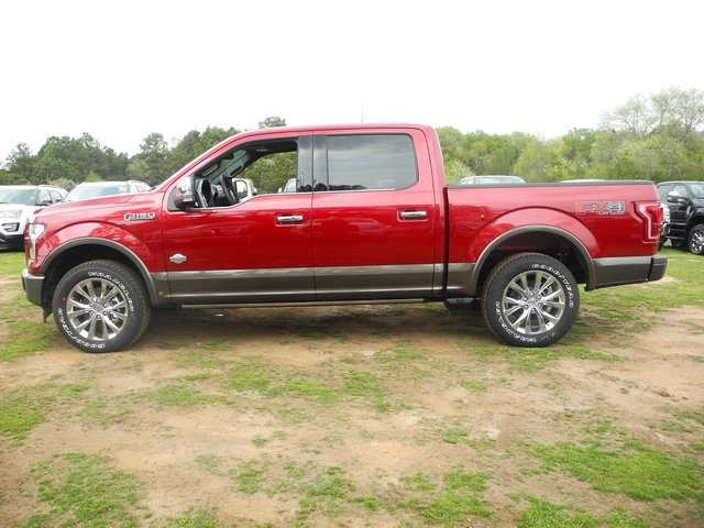 2017 F-150 Crew Cab 4x4 Pickup #FA40596 - photo 22