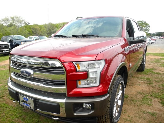 2017 F-150 Crew Cab 4x4 Pickup #FA40596 - photo 23