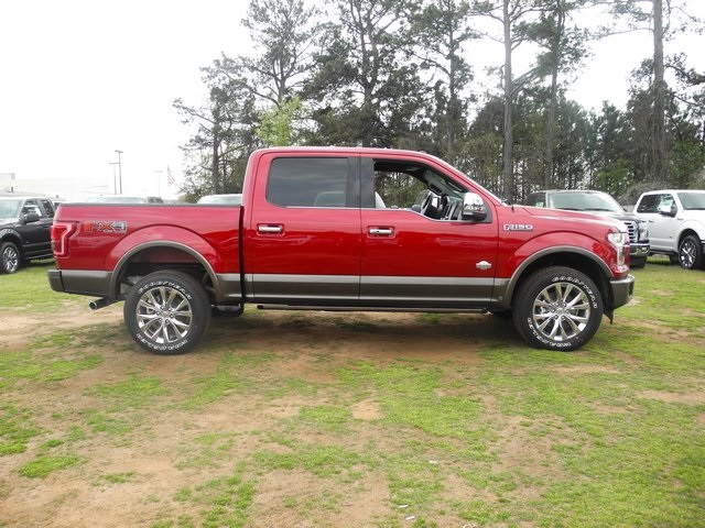 2017 F-150 Crew Cab 4x4 Pickup #FA40596 - photo 9